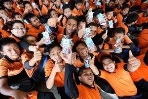 World Milk School Day 2015 - Malaysia