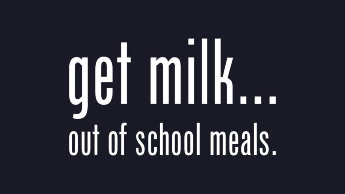 get milk out