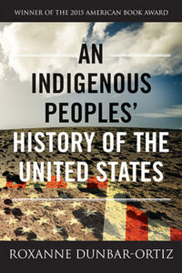 "Do your homework before the forum - get your hands on Roxanne Dunbar's ""An Indigenous People's History of the United States""."